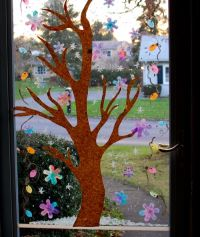 Winter Window Display - Inner Child Fun