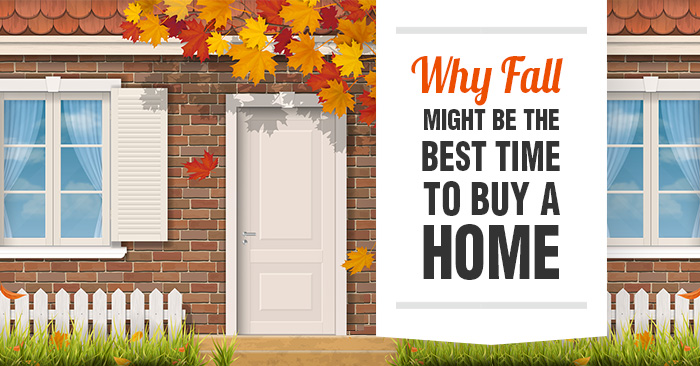 Buy home in fall