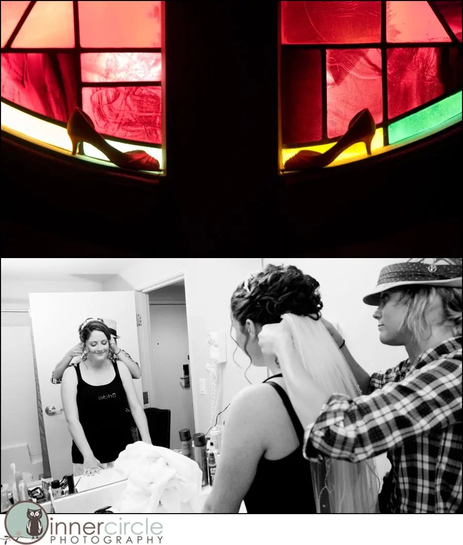 MJWED181 Jeff and Megan MARRIED!