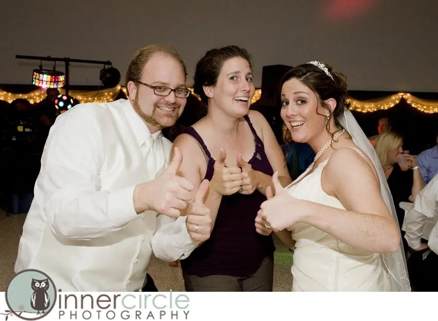 MJWED113a Jeff and Megan MARRIED!
