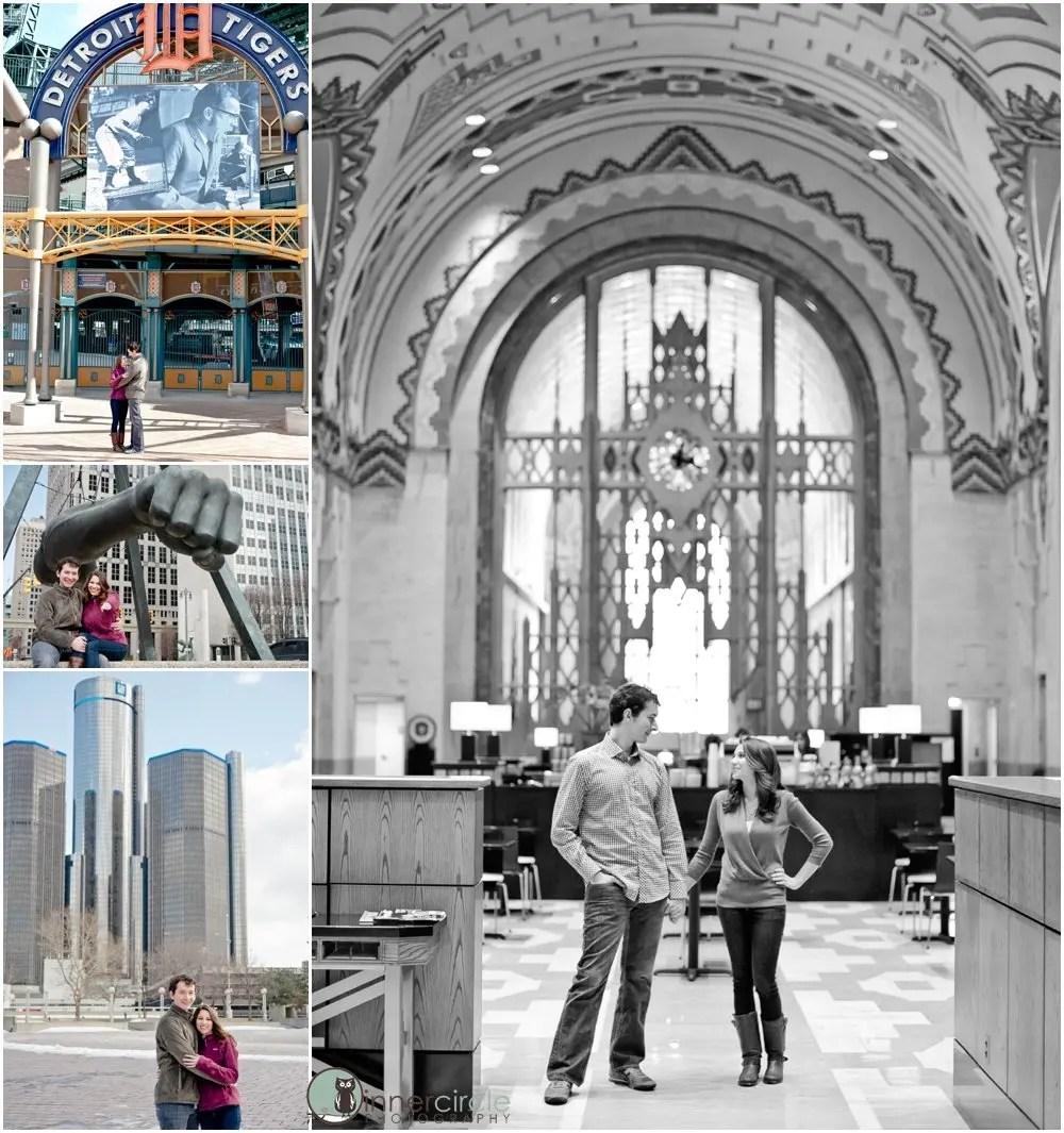 MiguelMariaENG109 Engagement - Wedding  Michigan Photography