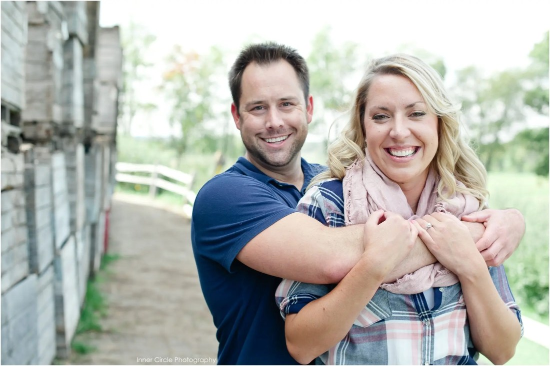 patrachael_ENG_Spicers_Apple_Orchard_InnerCirclePhoto_020 Engagement - Wedding  Michigan Photography
