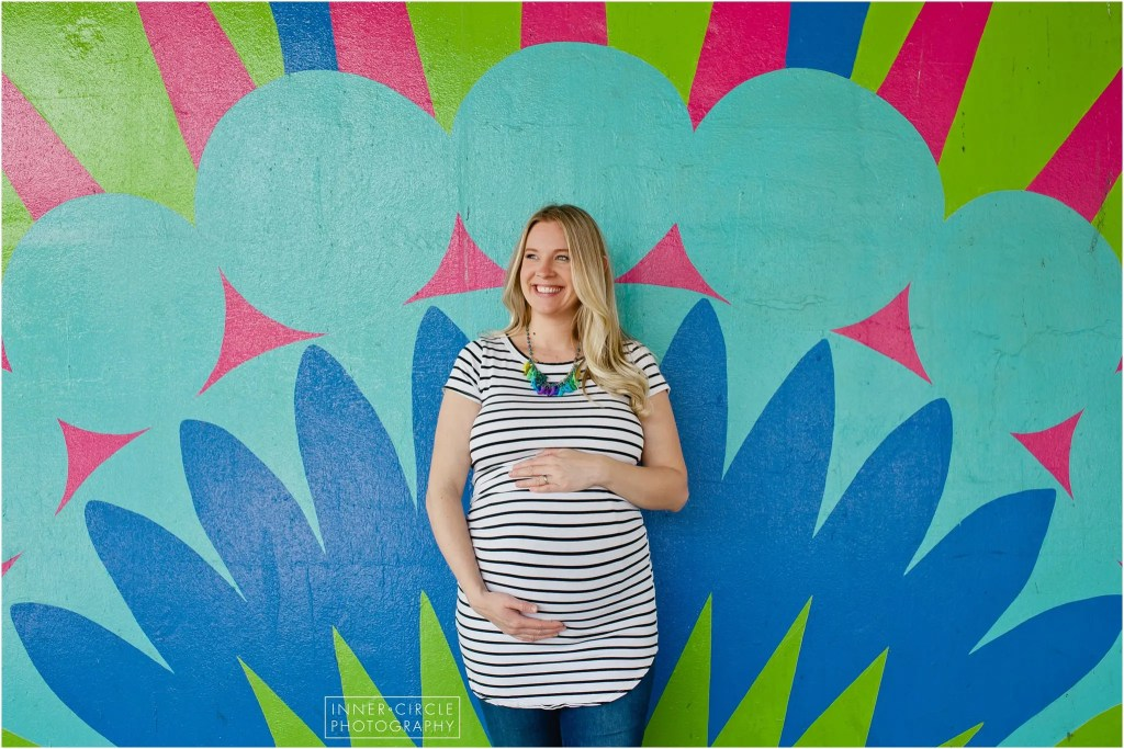 Stephanie + Matt + Bump :: Chicago Maternity Photographer