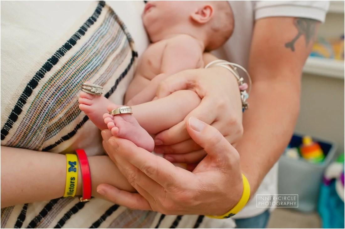 JacksonNEWBORN_2018_InnerCirclePhoto_054 Maternity - Newborn  Michigan Photography