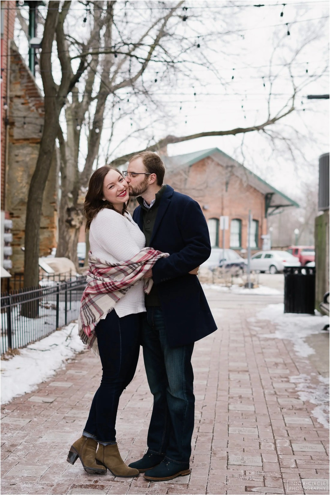lukelauren_ENGAGED_InnerCirclePhoto_006 Luke + Lauren :: Ypsilanti Engagement Session :: 2019