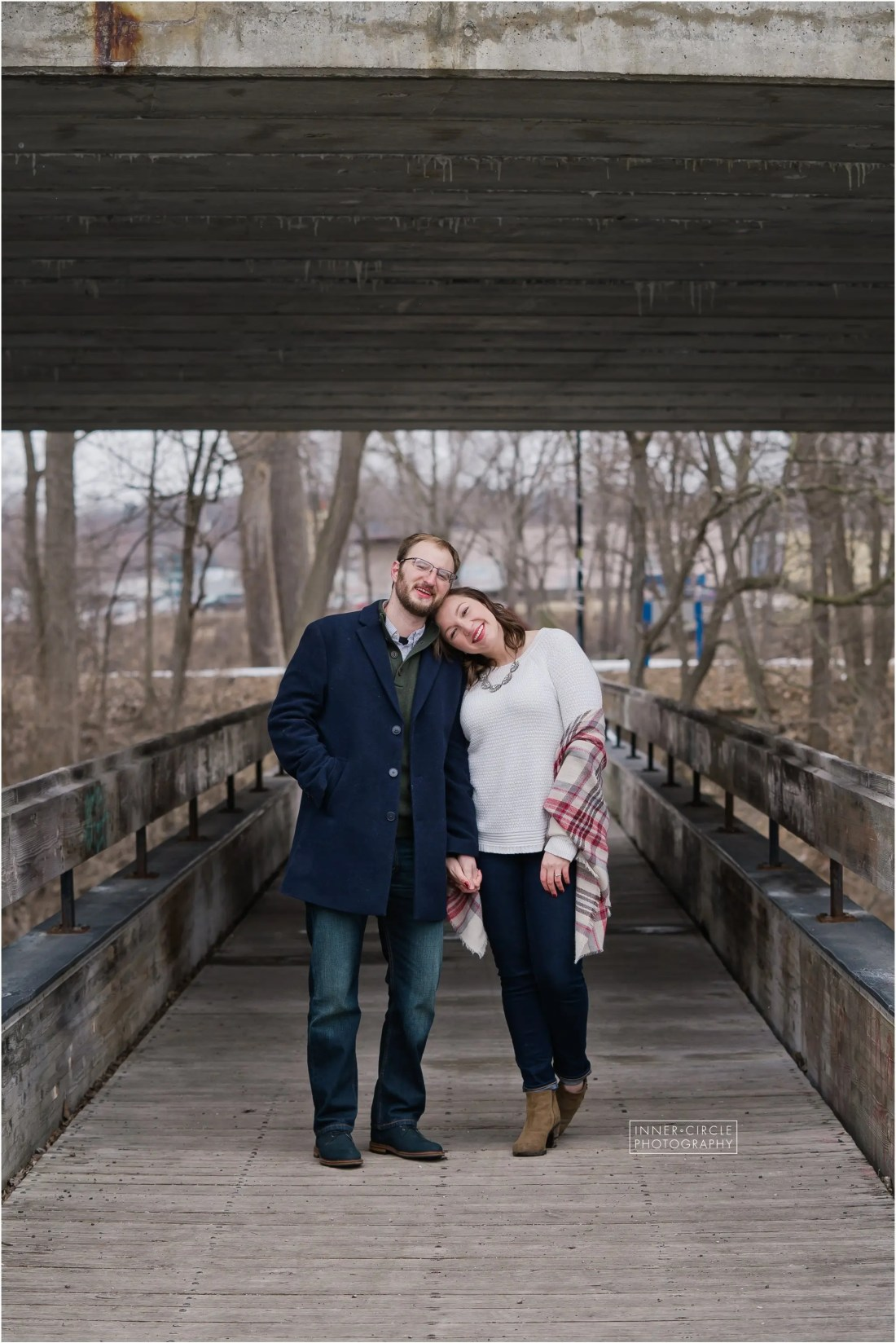 lukelauren_ENGAGED_InnerCirclePhoto_090 Luke + Lauren :: Ypsilanti Engagement Session :: 2019