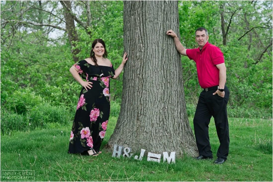 JustinHeather_ENG_InnerCirclePhoto_013 Engagement - Wedding  Michigan Photography