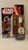 The Star Wars resistance trooper!