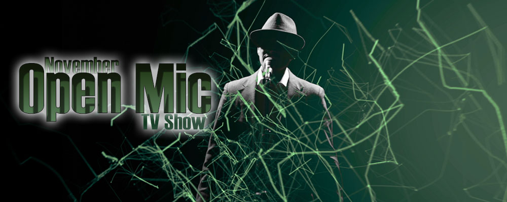 OpenMic November Show