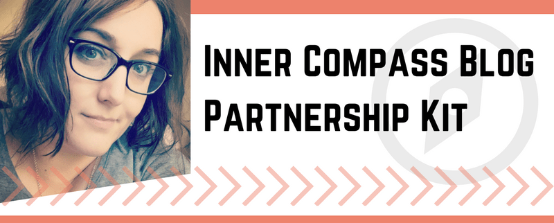 Inner Compass Blog Partnership and Media Kit