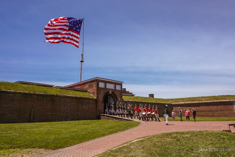 Fort McHenry Fife and Drum