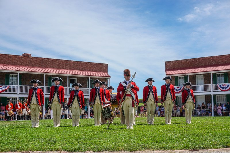 US Army Fife and Drum Corps The Old Guard