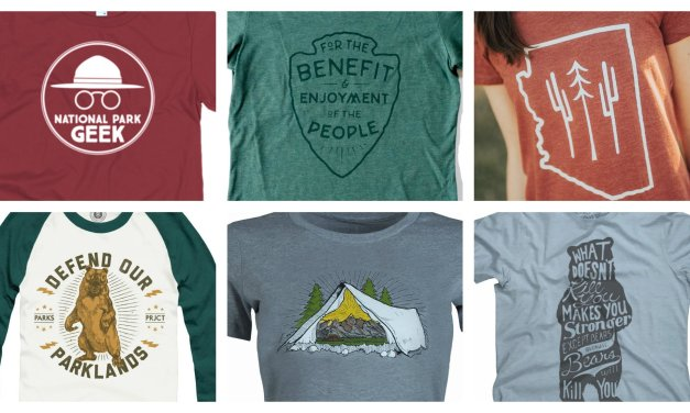 Weekly Roundup: National Park Shirts with a Purpose