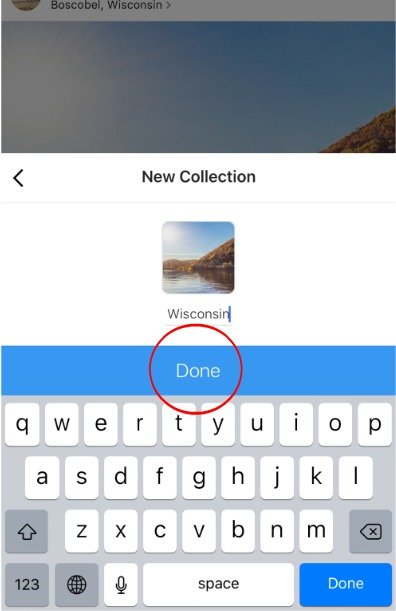 How to use Instagram Collection's