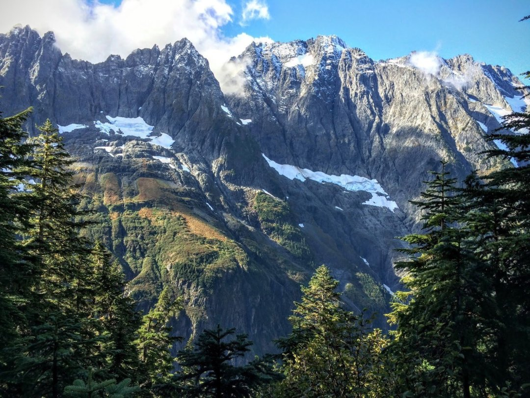North Cascades National Park // Copyright Lauren Danner // Used with permission.