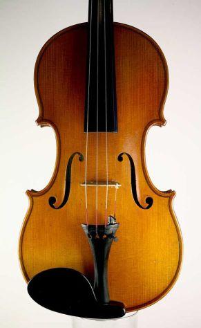 A Mirecourt Violin, JB Vuillaume Label, Laberte Workshops circa 1920