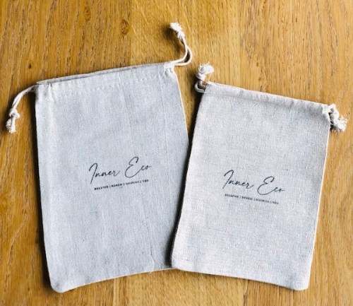 Our 100 Percent Cotton Gift Bag (Large)