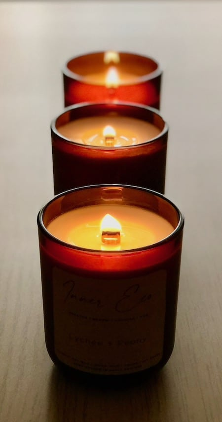 Candle Care Safety Instructions