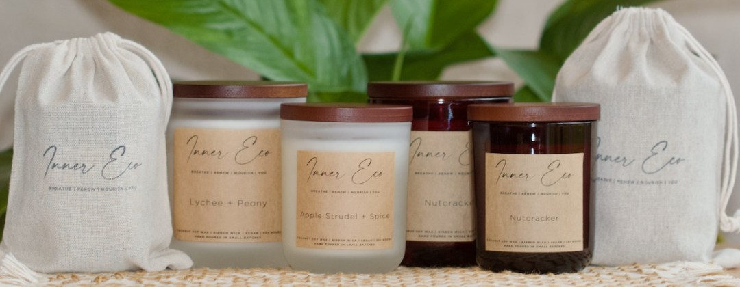 Home Of Luxury Hand Made Coconut Soy Candles And Botanical Wax Melts