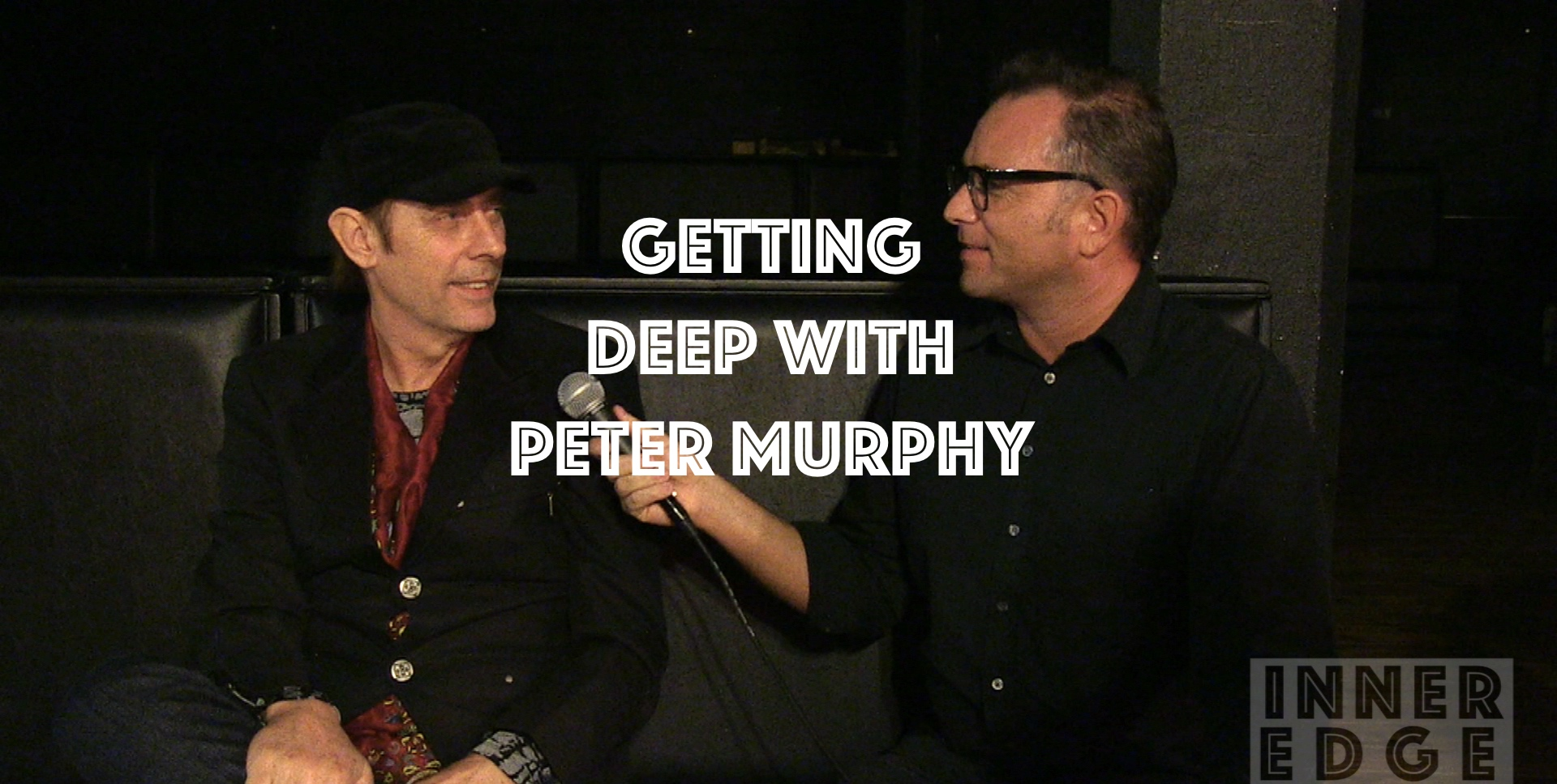 Getting Deep With Peter Murphy Web