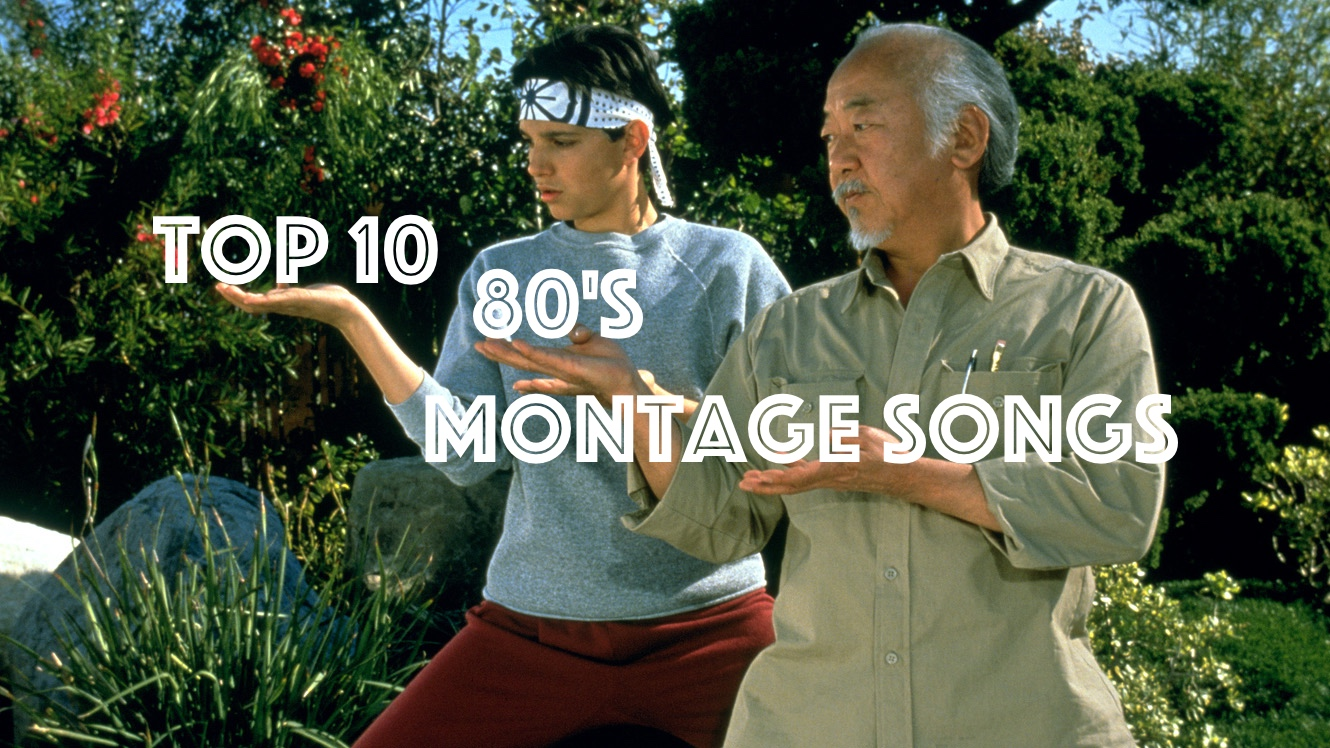 Top 10 Montage Songs Web