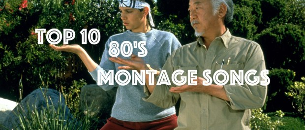 Top 10 80's Montage Songs - Inner Edge Music