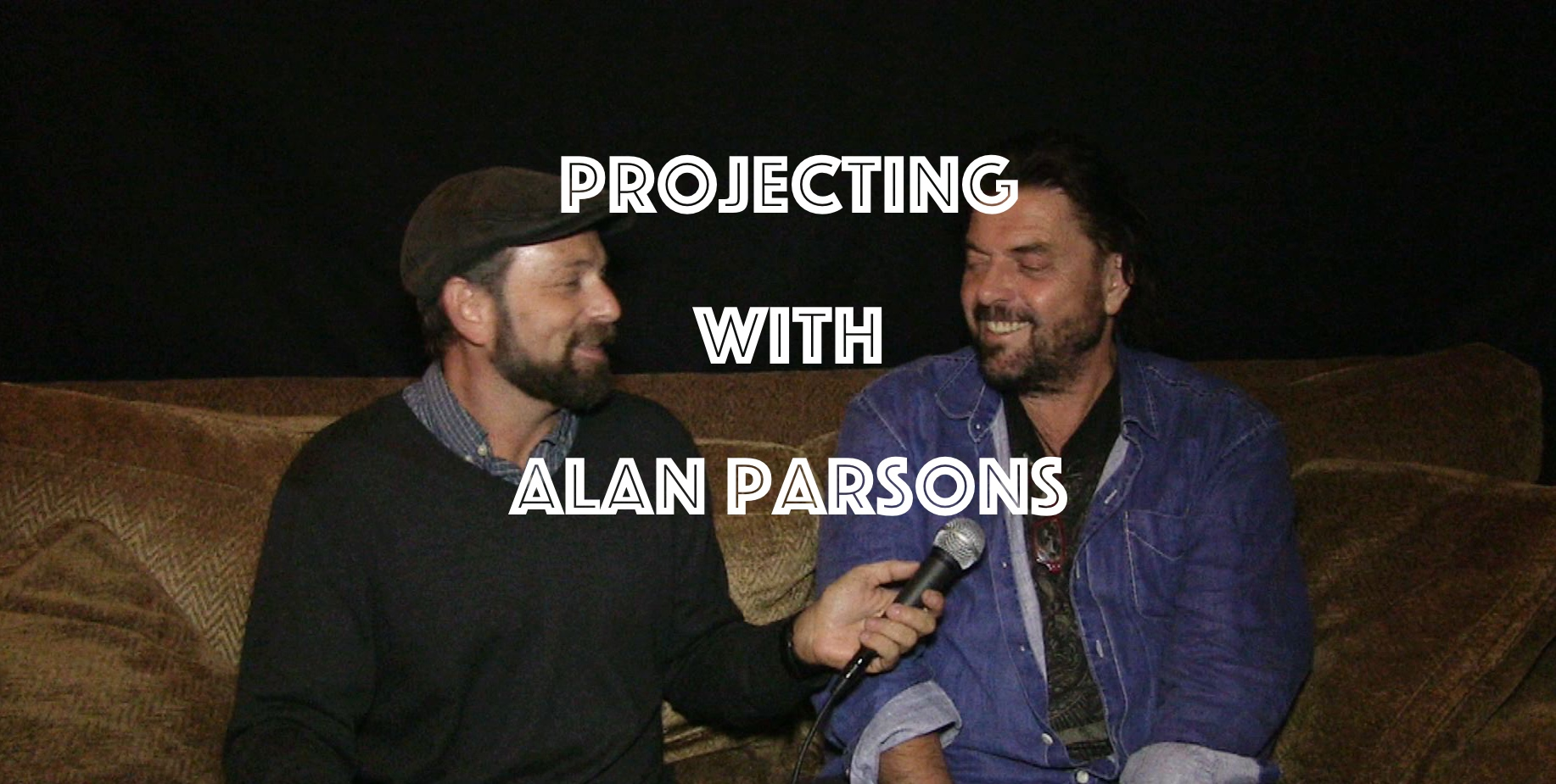 Projecting With Alan Parsons Web