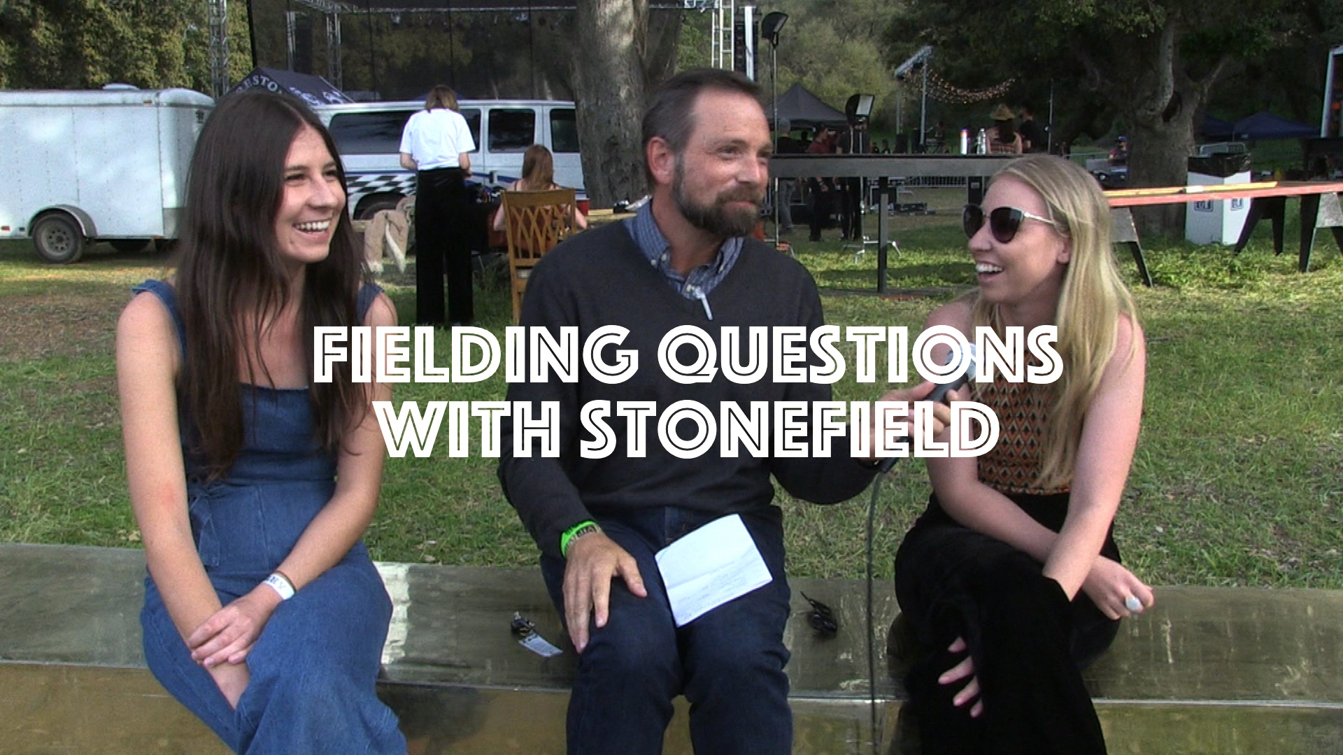 Fielding-Questions-With-Stonefield YouTube