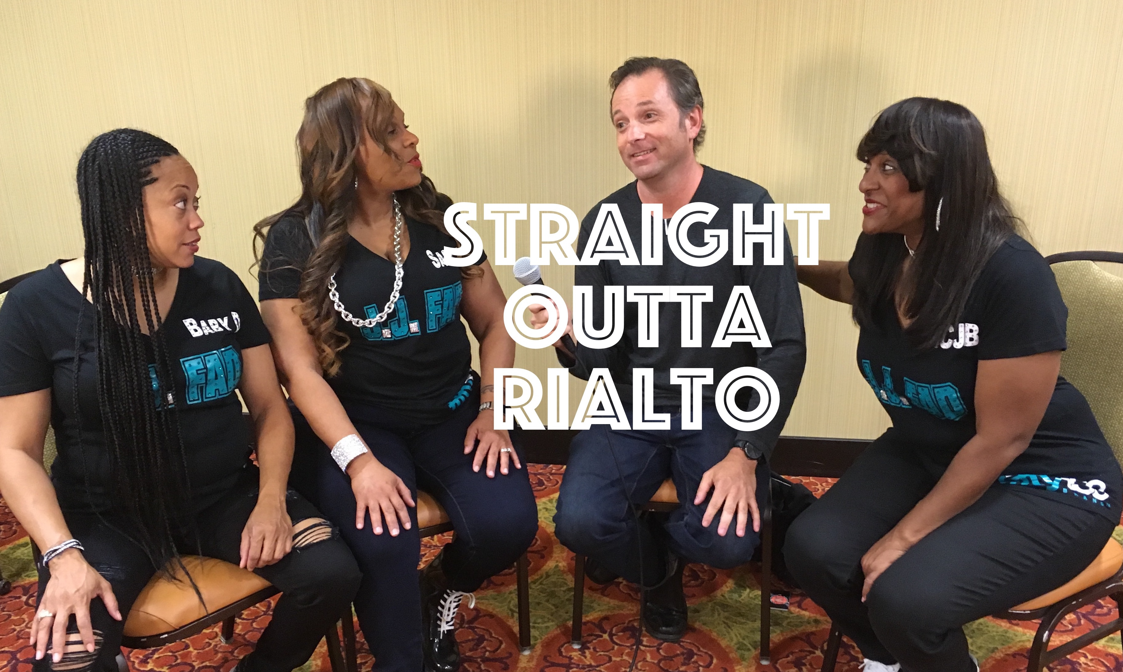 JJ Fad Straight Outta Rialto Inner Edge Music Web 2