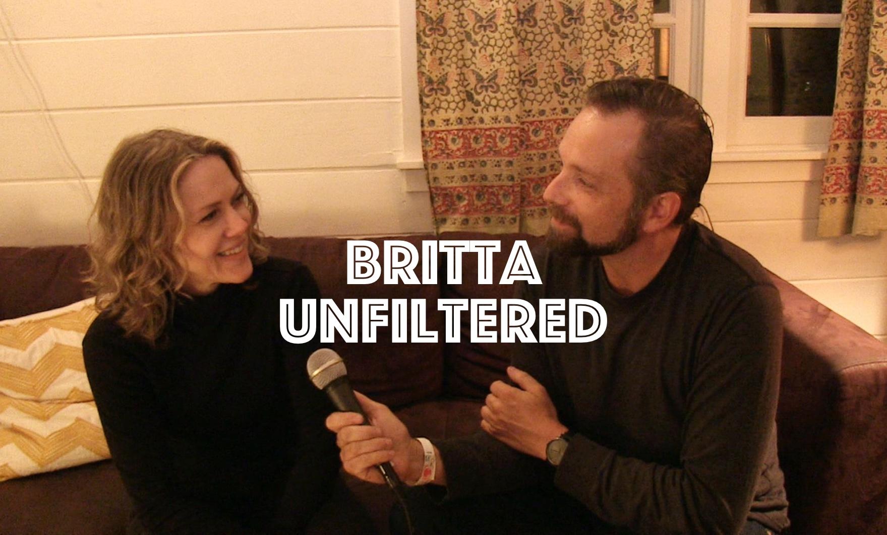 Britta Unfiltered, InnerEdgeMusic.com, Web