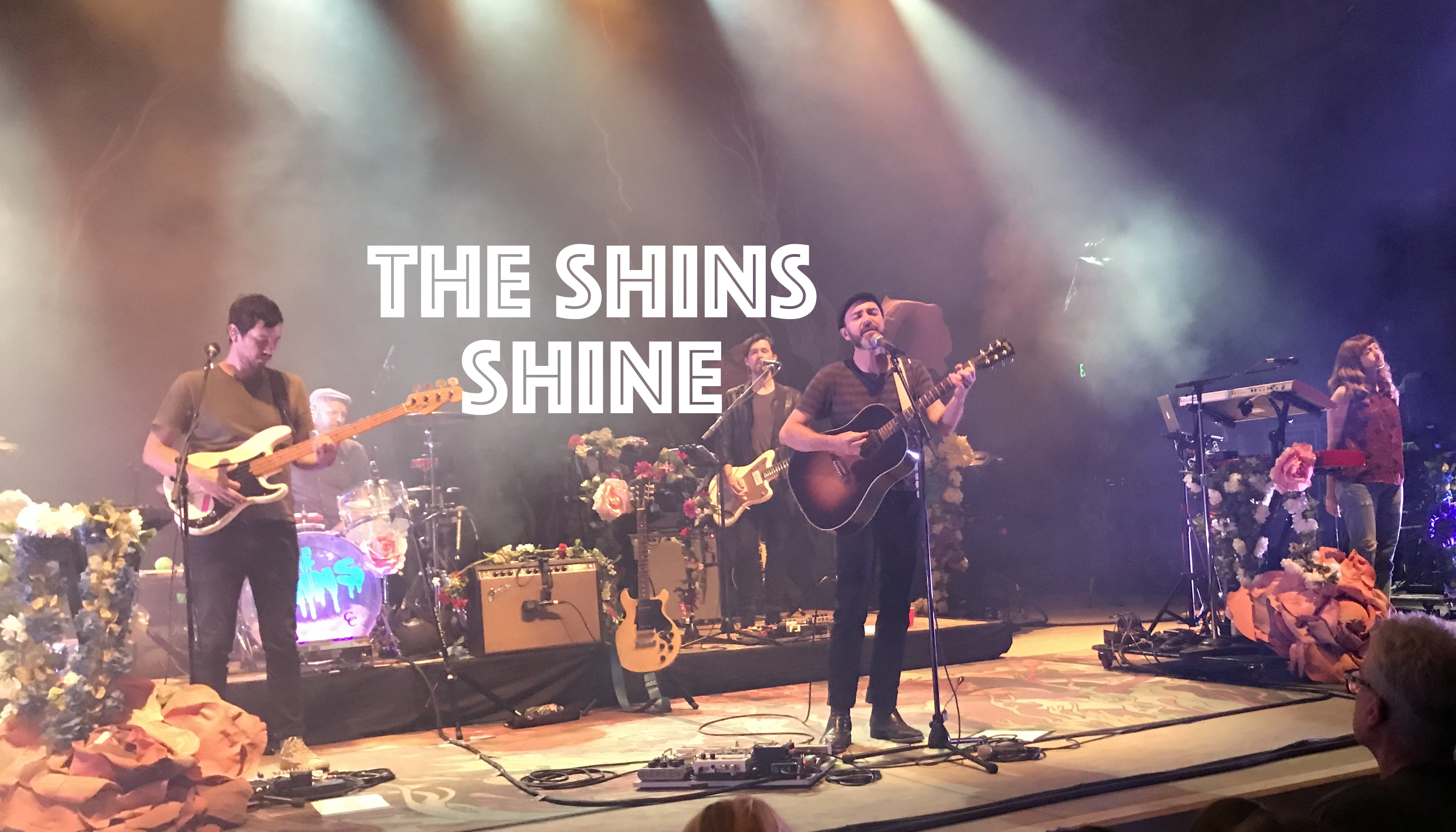 The Shins Shine, InnerEdgeMusic.com