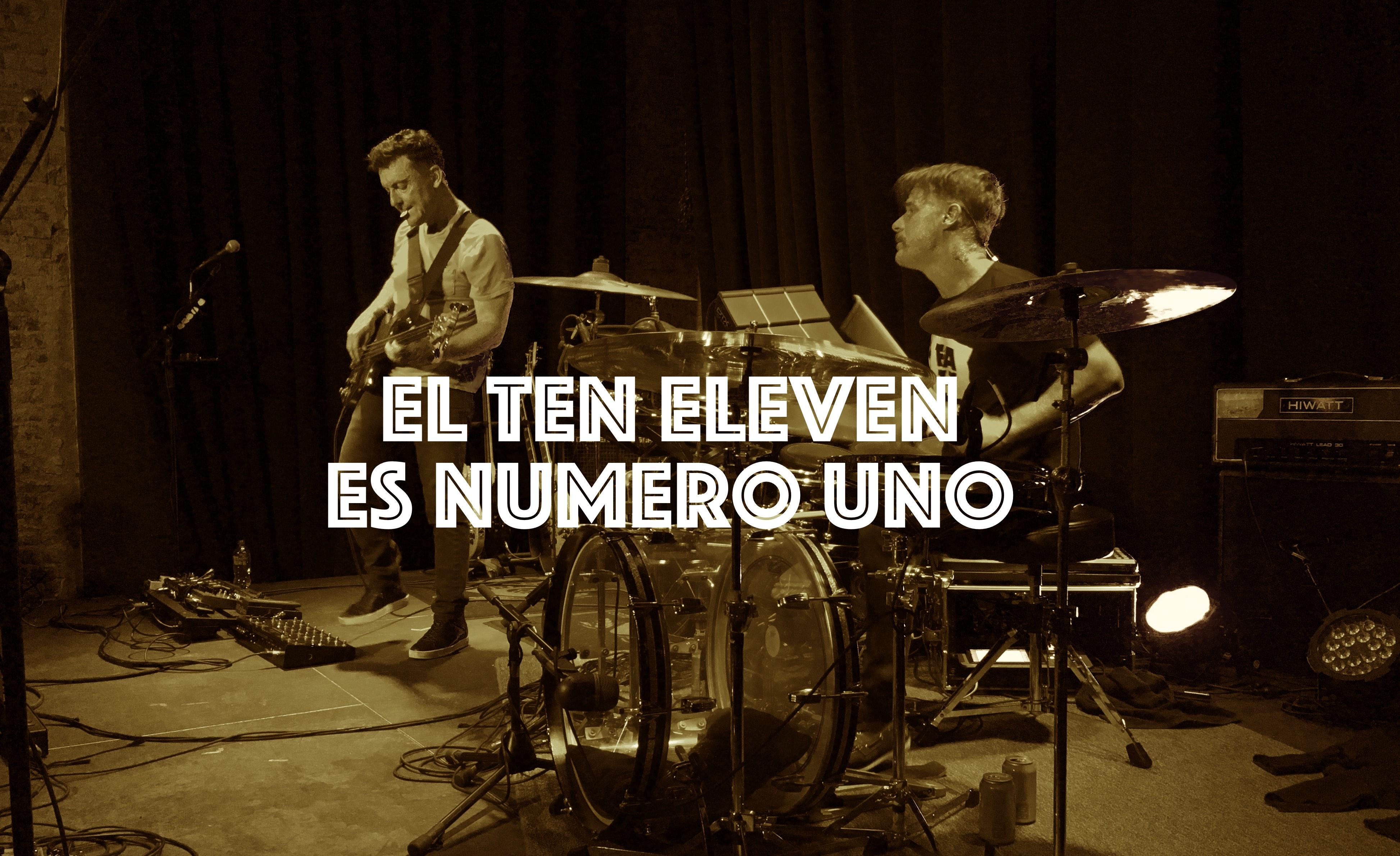 El Ten Eleven Es Numero Uno, InnerEdgeMusic.com