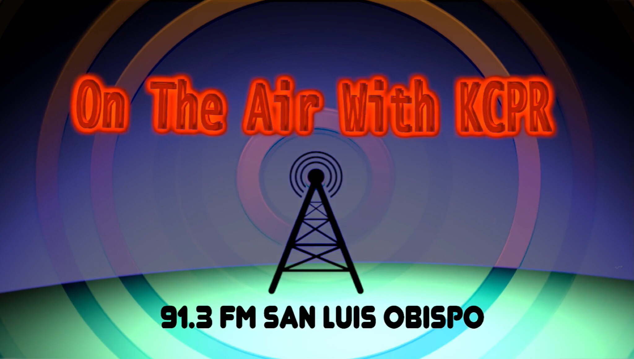 On the Air with KCPR