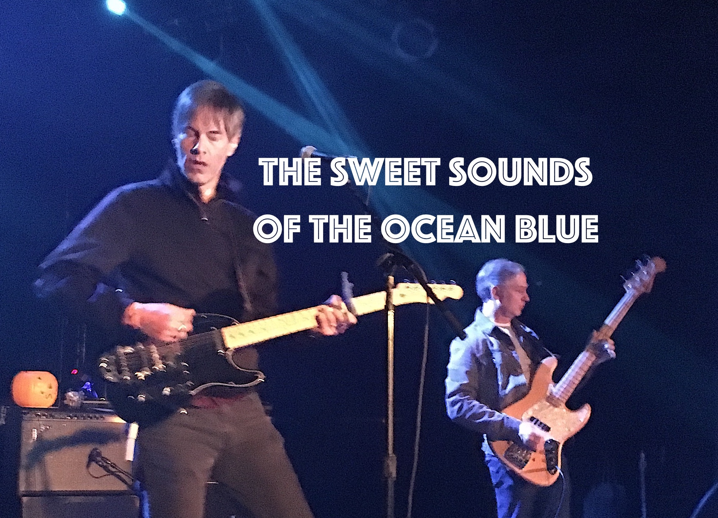 The Sweet Sounds of the Ocean Blue, InnerEdgeMusic.com.