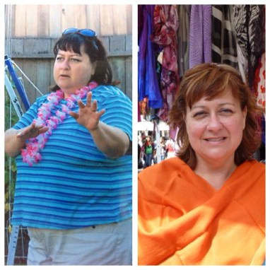 Alice Lost 60 Lbs!