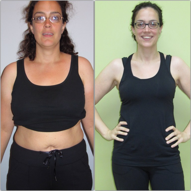 Carly Lost 70 lbs!