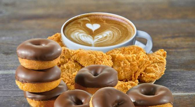"Glen Edith  Introduces ""Coffee, Donut, Chicken Bowl"" Because Why Not"
