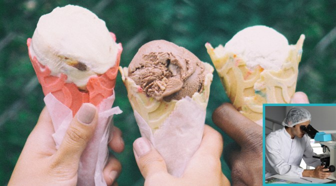 U of R Scientists Close to Developing Abbott's Frozen Custard That Doesn't Melt in 5-Seconds
