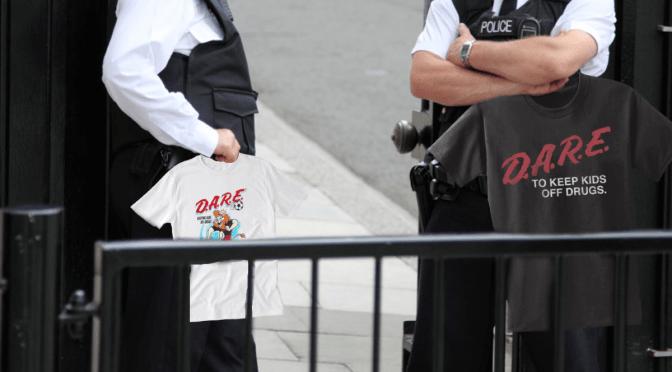 Police Search Adam Bello's House, Seize D.A.R.E Shirts