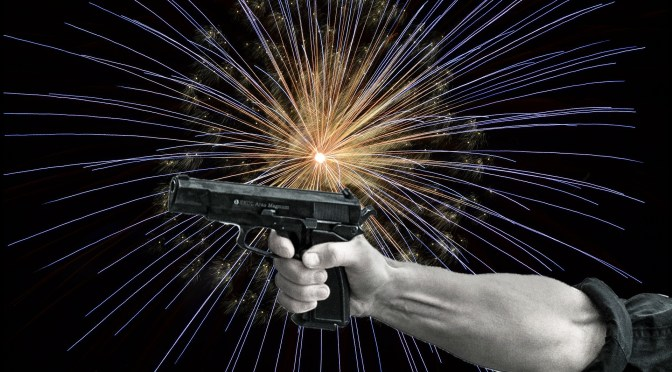 Rochester Gang Members Agree To Sync Up Gun Shots With Fireworks To Keep Noise Pollution Down
