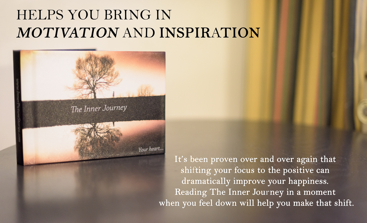 The Inner Journey: The Book Which is Always There for You – Inner Picture Stories - Jellis Vaes