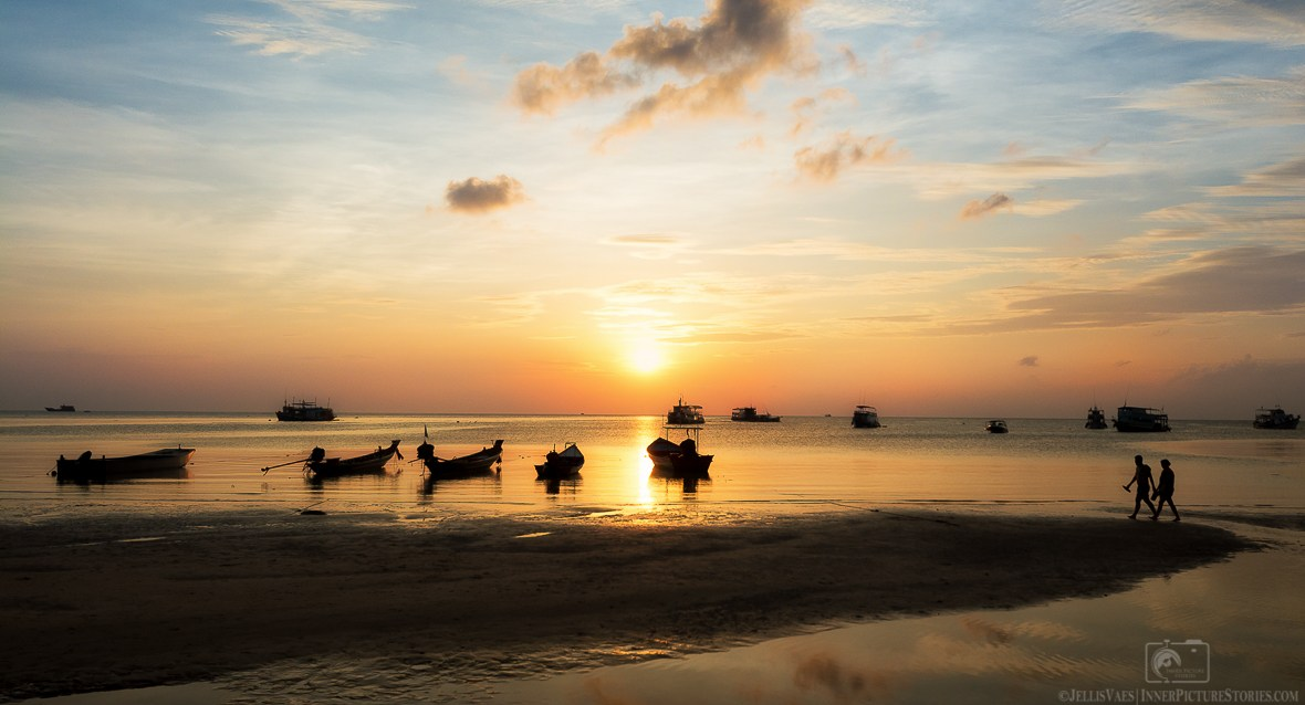 Beach in Thailand - Take Professional Travel Photos