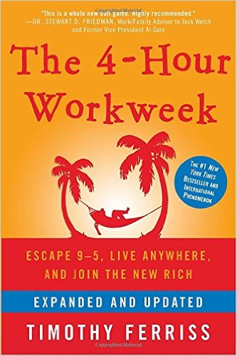 The 4-Hour Workweek: Escape 9-5, Live Anywhere, and Join the New Rich - Inner Picture Stories