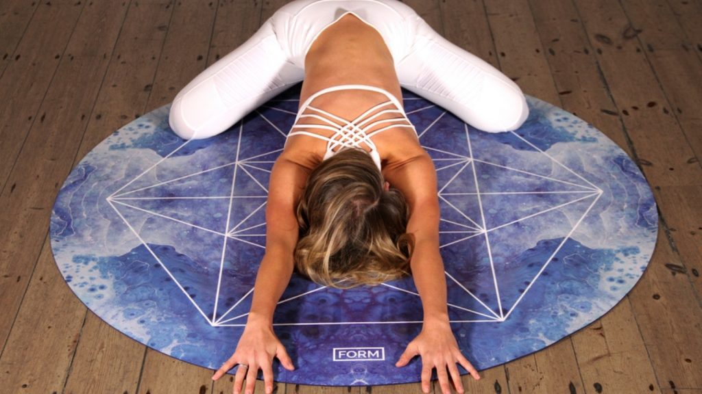 Five Restorative Yoga Poses to Relieve Stress & Anxiety Yoga & Meditation