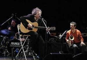 Gian Maria Testa und Paolo Fresu