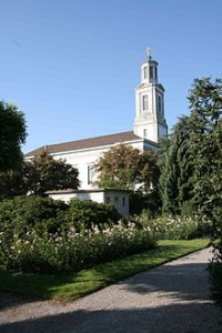 Zürich Kirche Neumünster