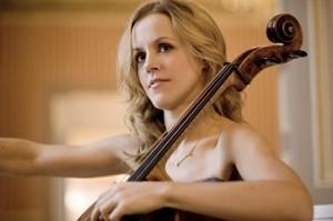 Die weltbekannte Cellistin Sol Gabetta