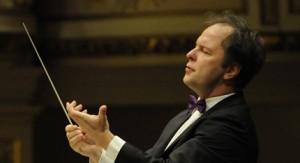 Dirigent Sakari Oramo