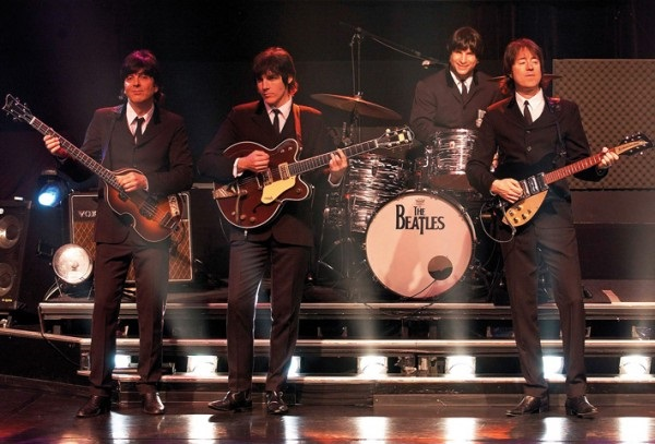 """Beatles Misical """"Beatlemania"""", Nice Time Productions AG"""