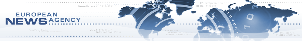 (ENA)European News Agency, eines der meistbeachteten Nachrichtenportale Europas mit Veröffentlichungen von über 200 qualifizierten Journalisten